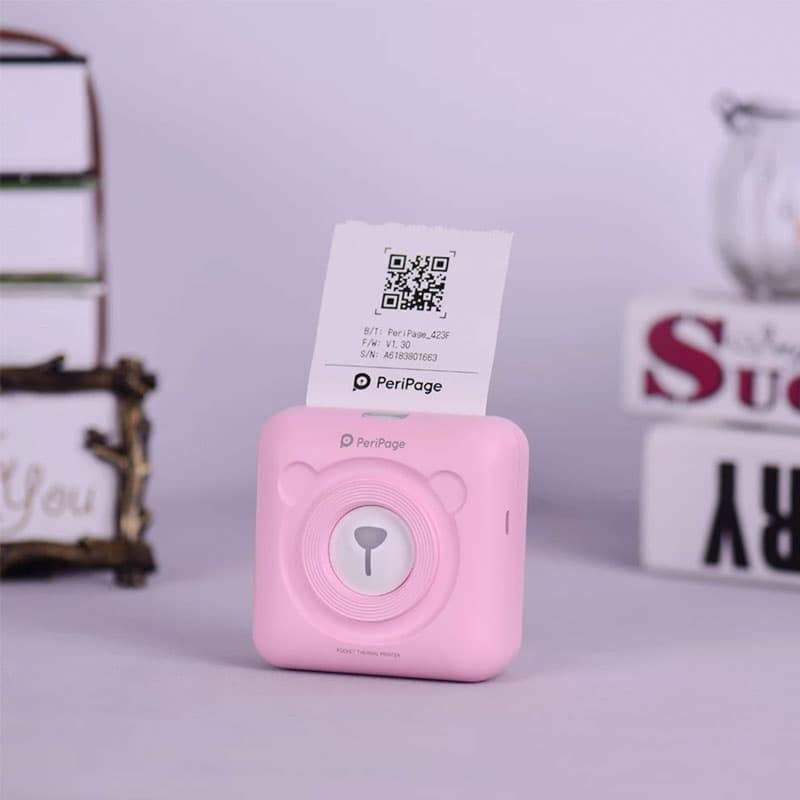Mini Mobile Printer - Cyber Buy It